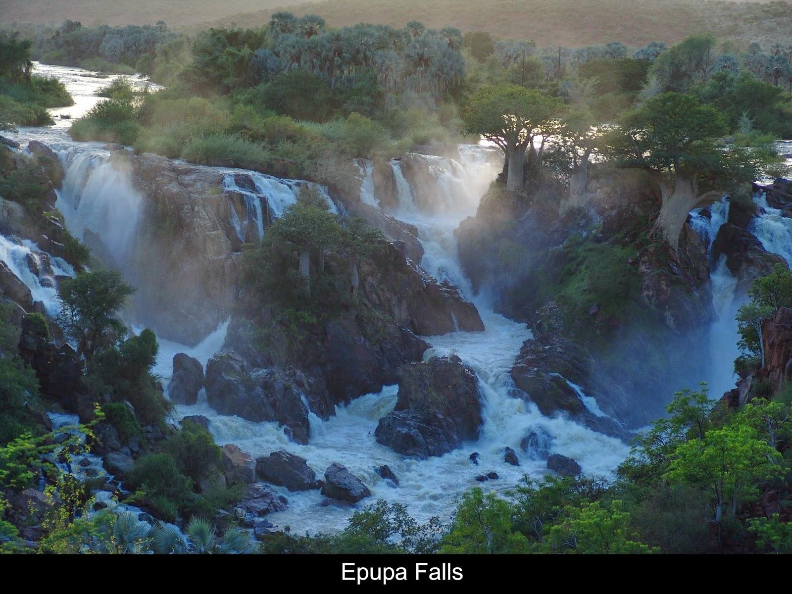 Epupa Camp Epupa Falls Namibia