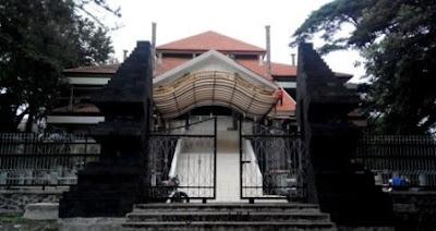 fasilitas penginapan di kebun raya purwodadi pasuruan