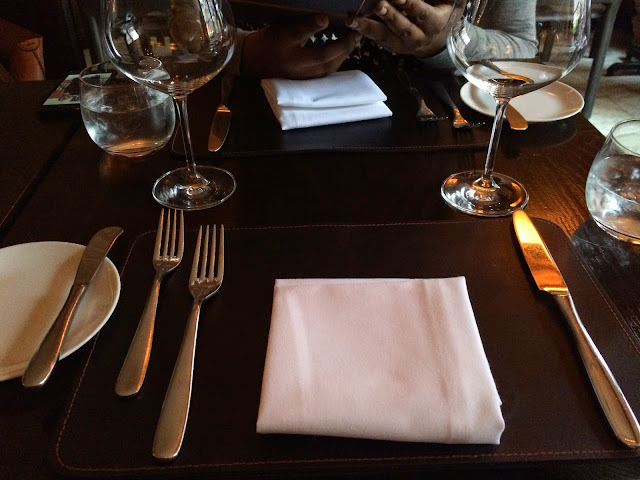 Eating Fabulously, Christopher Stewart, restaurant review, Scarpetta, The Meatpacking District,
