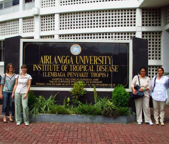 Institute of Tropical Disease (ITD) Universitas Airlangga (Unair)