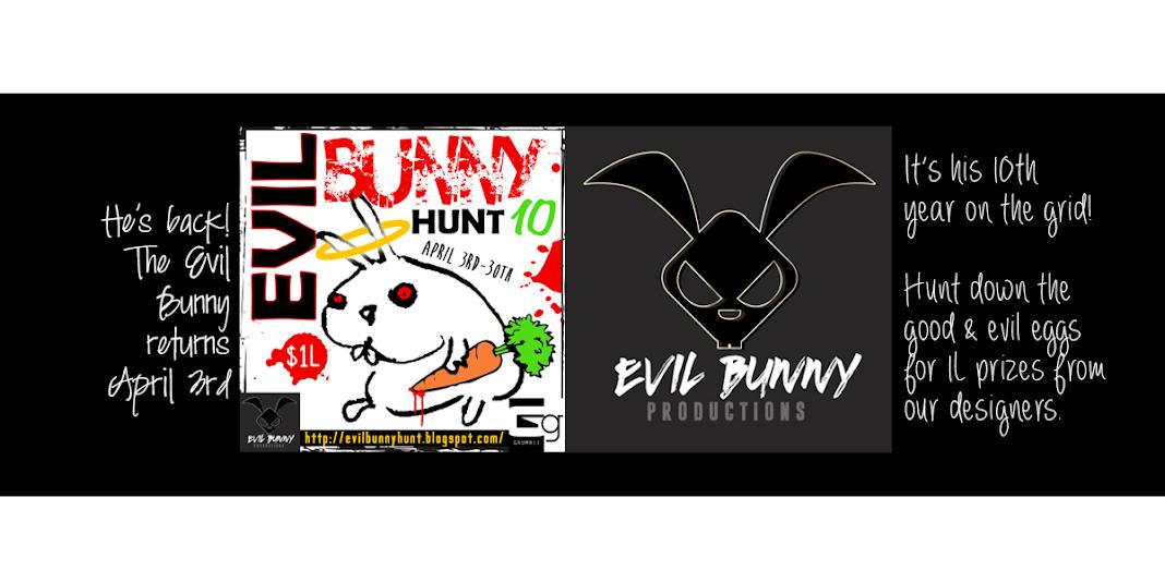 The Evil Bunny Hunt 10