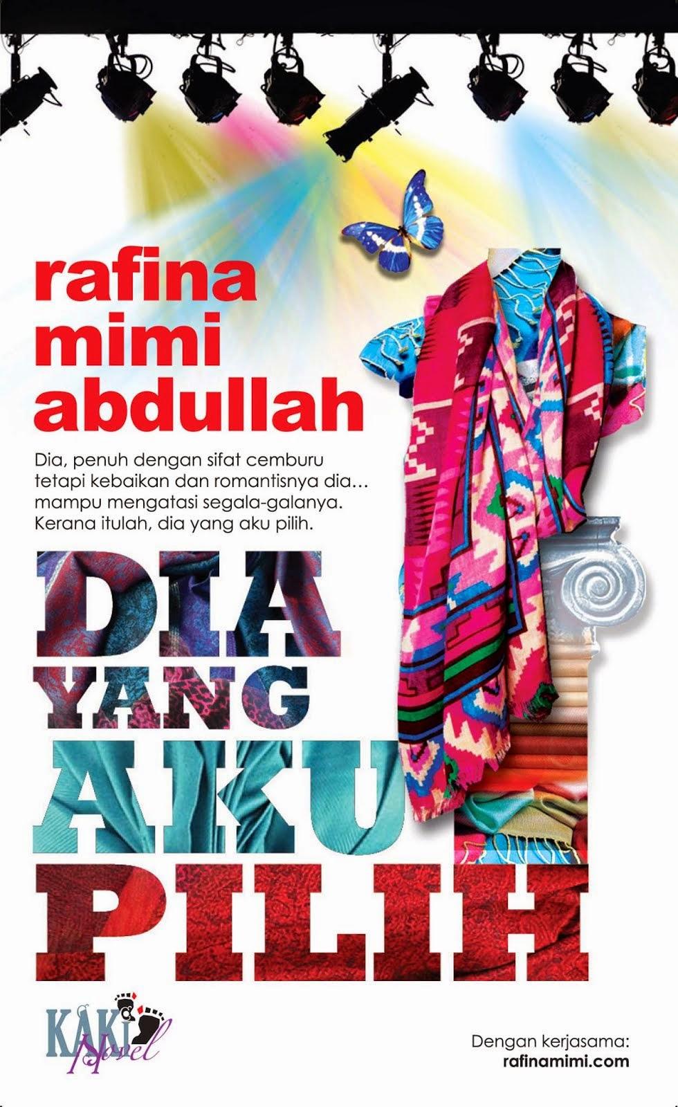 Novel Kedua Julai 2013 :)