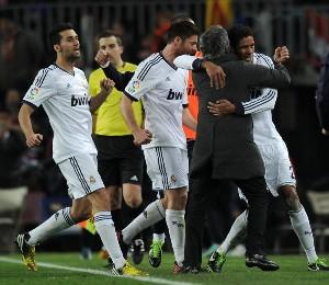 Spanish cup semi 2013