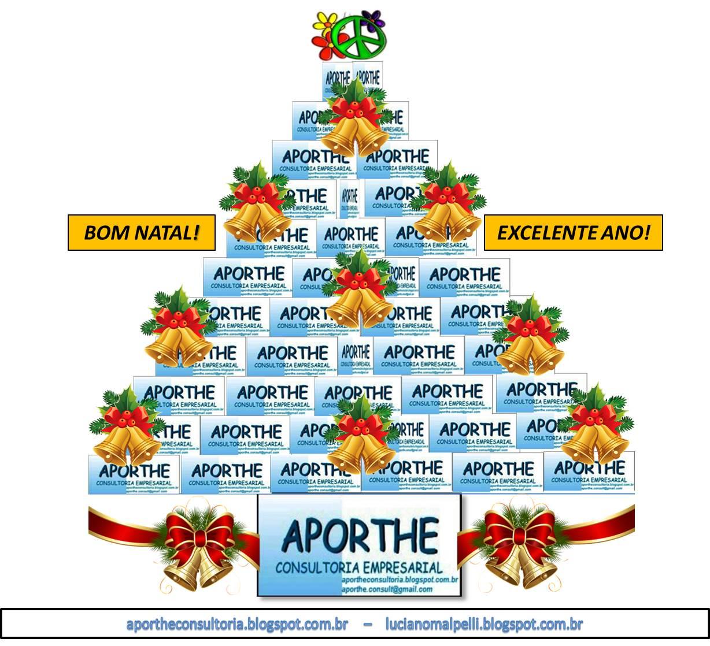 Cartão Natal 2017 Aporthe Consultoria