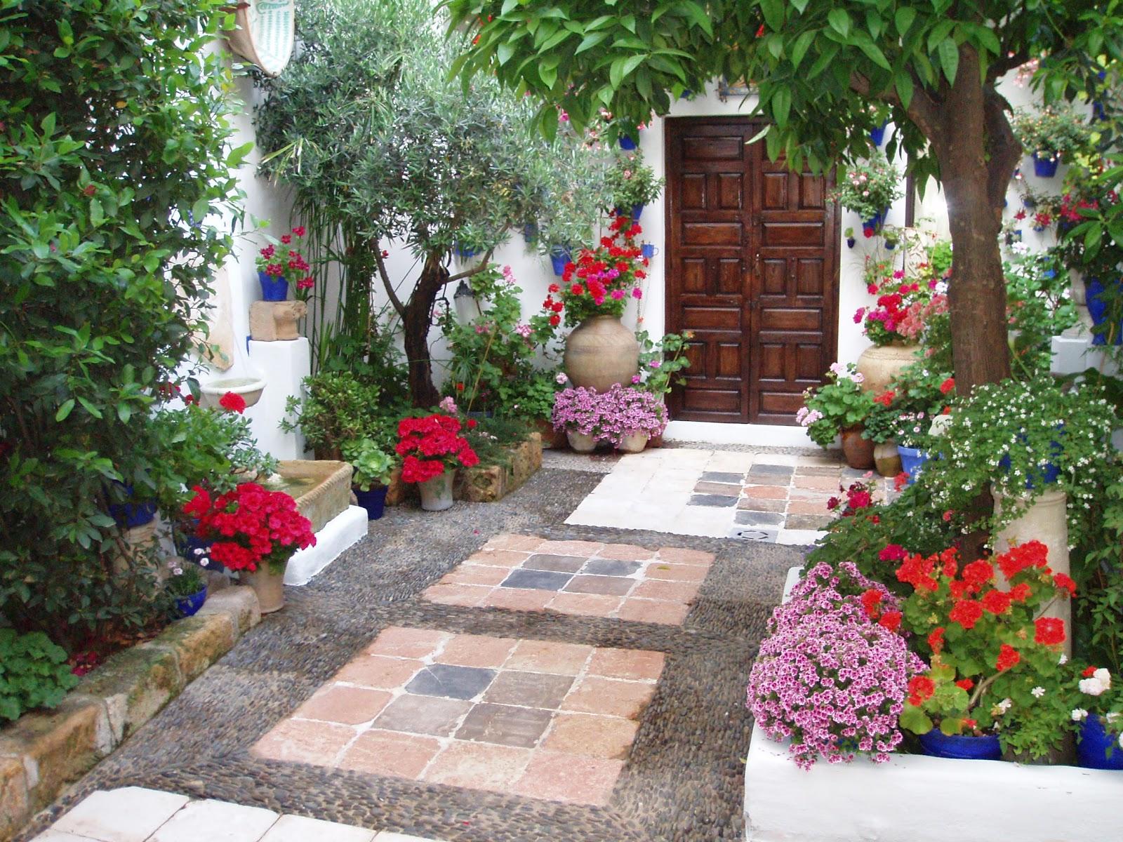 Vida a lo verde living in green plantas y feng shui para for Ideas para patios de casas