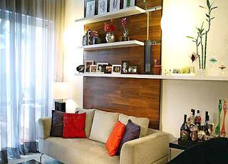 dicas para decoração de uma sala pequena