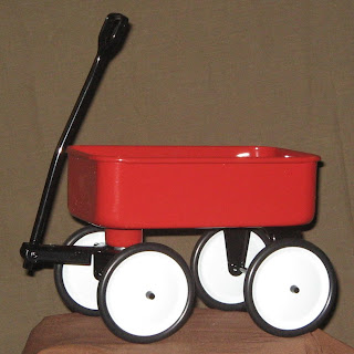 Buy a Red Wagon Planter
