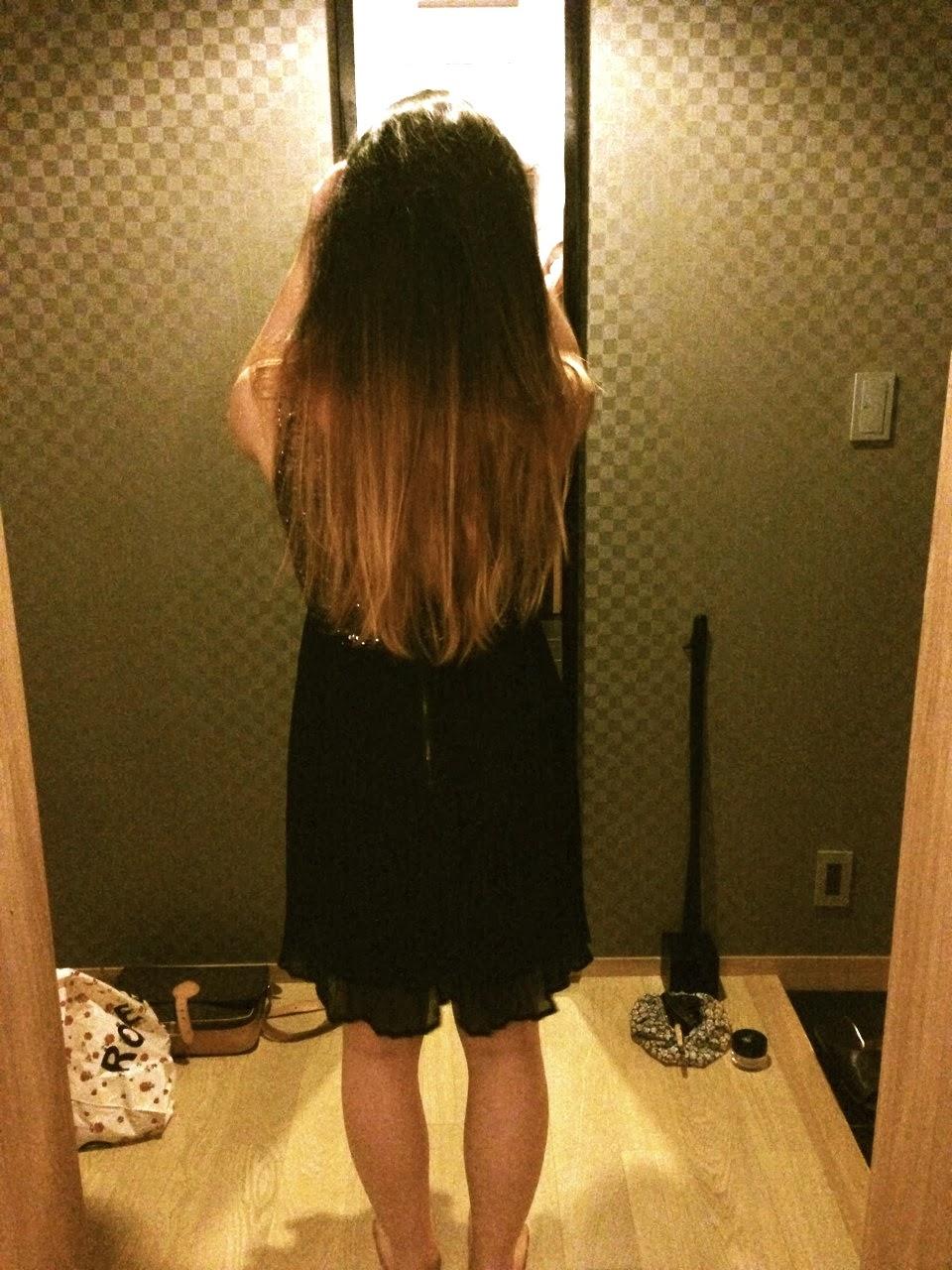 My Ombre Hair | #tbt