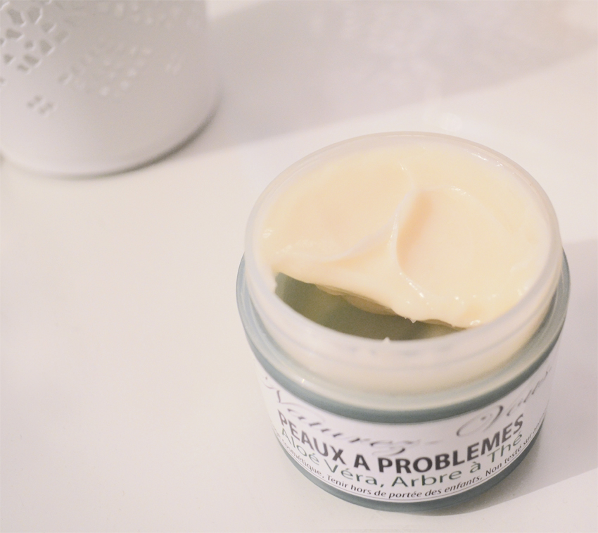 creme anti acne