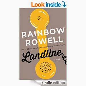 http://www.amazon.com/Landline-Rainbow-Rowell-ebook/dp/B00HP1JYZE/ref=sr_1_1?ie=UTF8&qid=1423077527&sr=8-1&keywords=landline