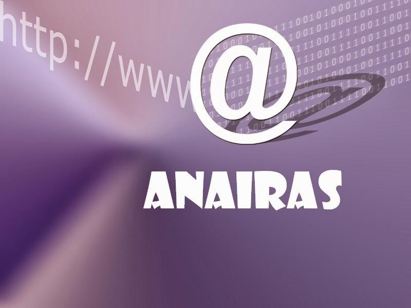 Novedades y noticias en mi blog Anairas