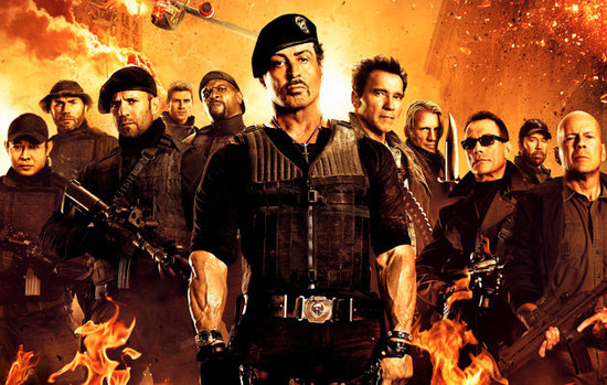 10 Fakta Menarik Tentang Filem The Expendables