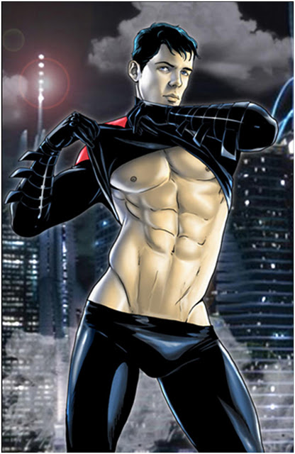 NightWing Gay