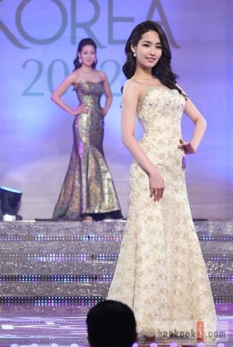 Miss Korea 2012 Yumi Kim Yu