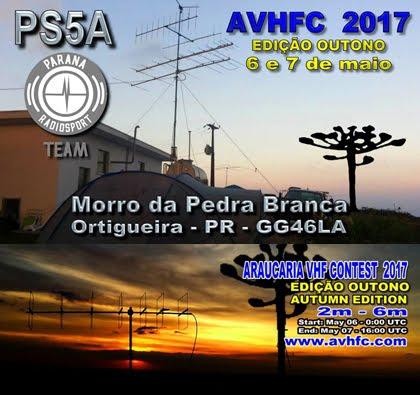ARAGARIA VHF CONTEST 2017