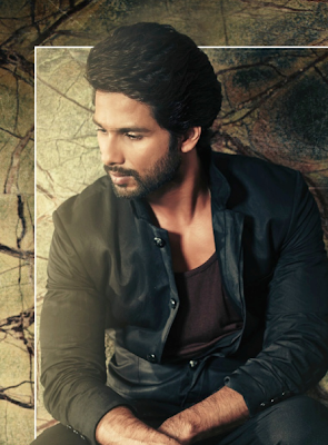 SHAHID KAPOOR for Hello India Magazine full photo shoot