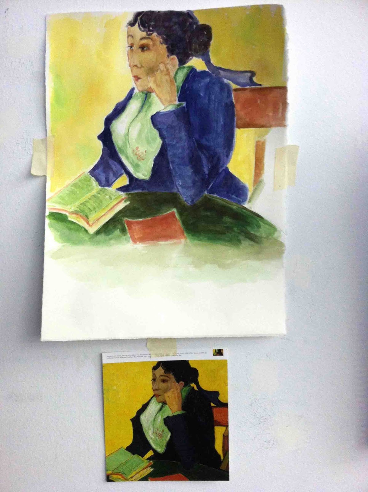Watercolor art society houston tx - Want To See More Check Out My Previous Posts On This Blog
