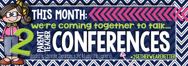 #2getherwearebetter all about parent teacher conferences