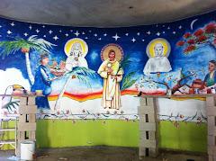 Capilla de San Ramón en República Dominicana