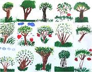 Dibujos de niños (exposiciã³n de arte infantil)