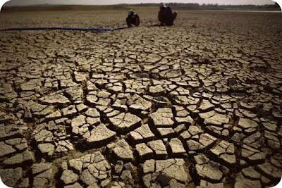Usai Hujan Es, Wilayah Pegunungan Tengah Terancam Kekeringan