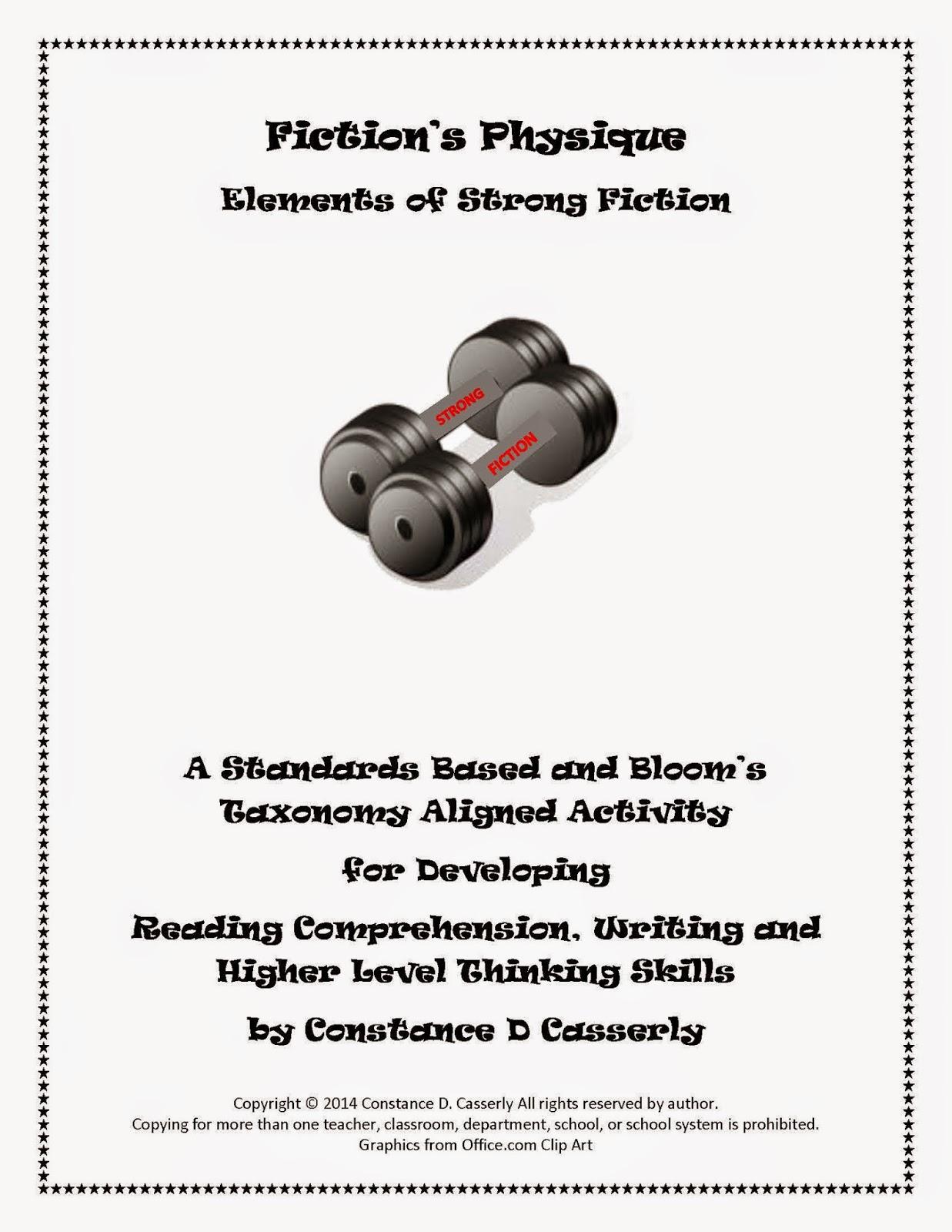 Fiction's Physique Activity