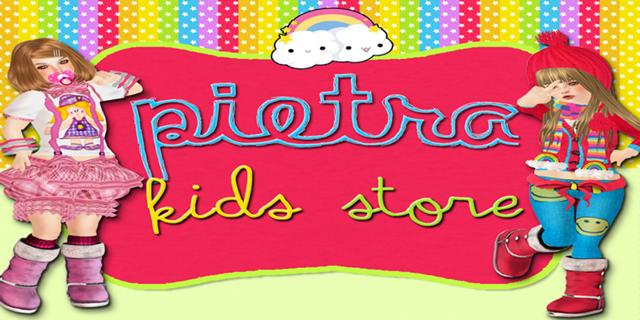 <center> Pietra kids Store </center>