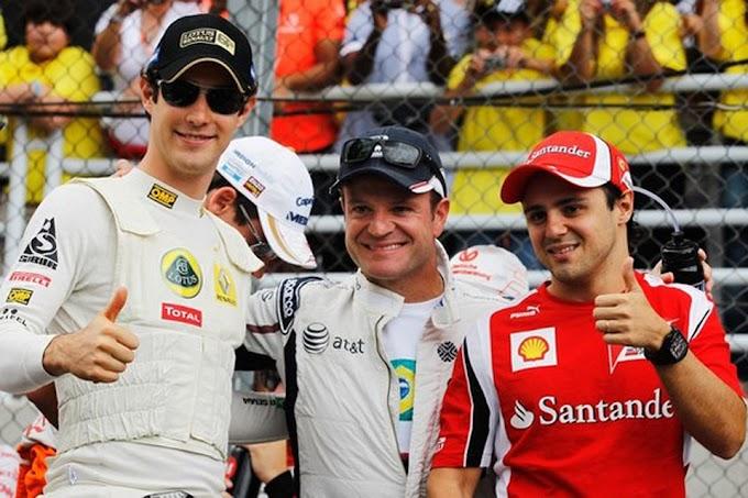 Bruno Senna firmó con Willians