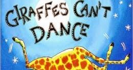 Giraffes Cant Dance on Story Time Giraffes Cant Dance