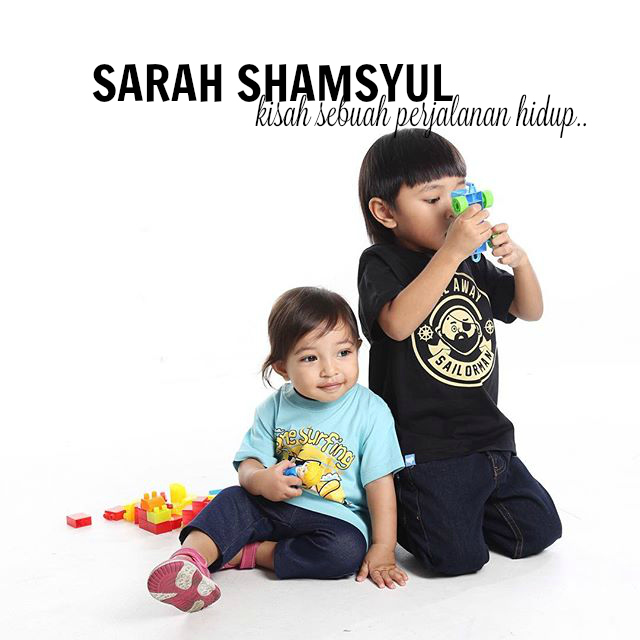 SARAH SHAMSYUL