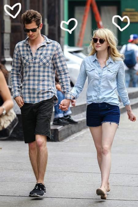 Emma Stone dan Andrew Garfield Meninggalkan Venice Dari Film Festival