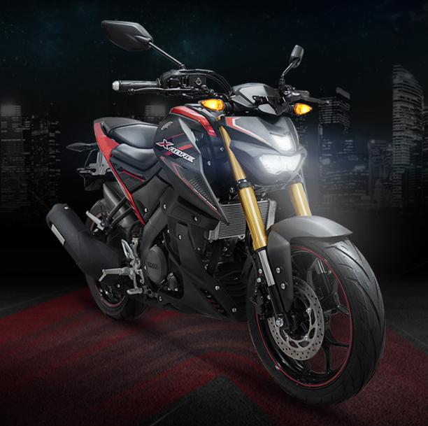 Tenaga Yamaha Xabre Lebih Rendah Dari New V-ixion?