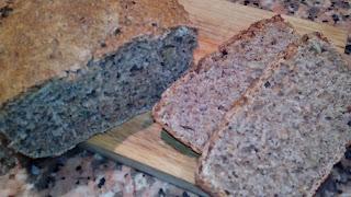 pane integrale fatto in casa senza la macchina del pane!!!
