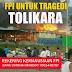 RELAWAN FPI, REKENING KAMANUSIAAN FPI UNTUK MUSLIM TOLIKARA PAPUA.