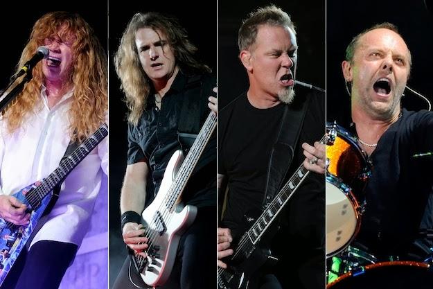 Metallica & Megadeth