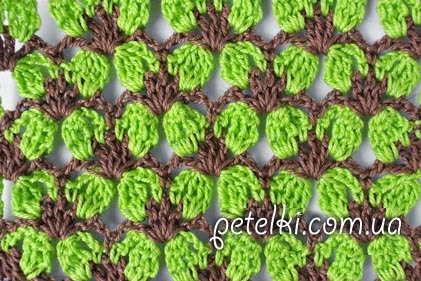 Punto crochet nuevo paso a paso