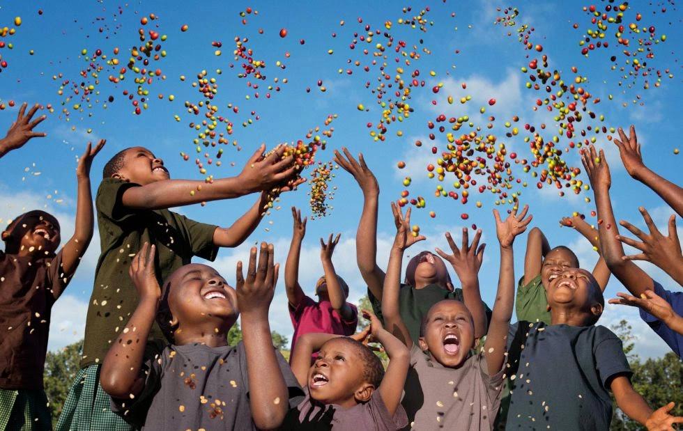 Calendario Lavazza 2015, Steve McCurry
