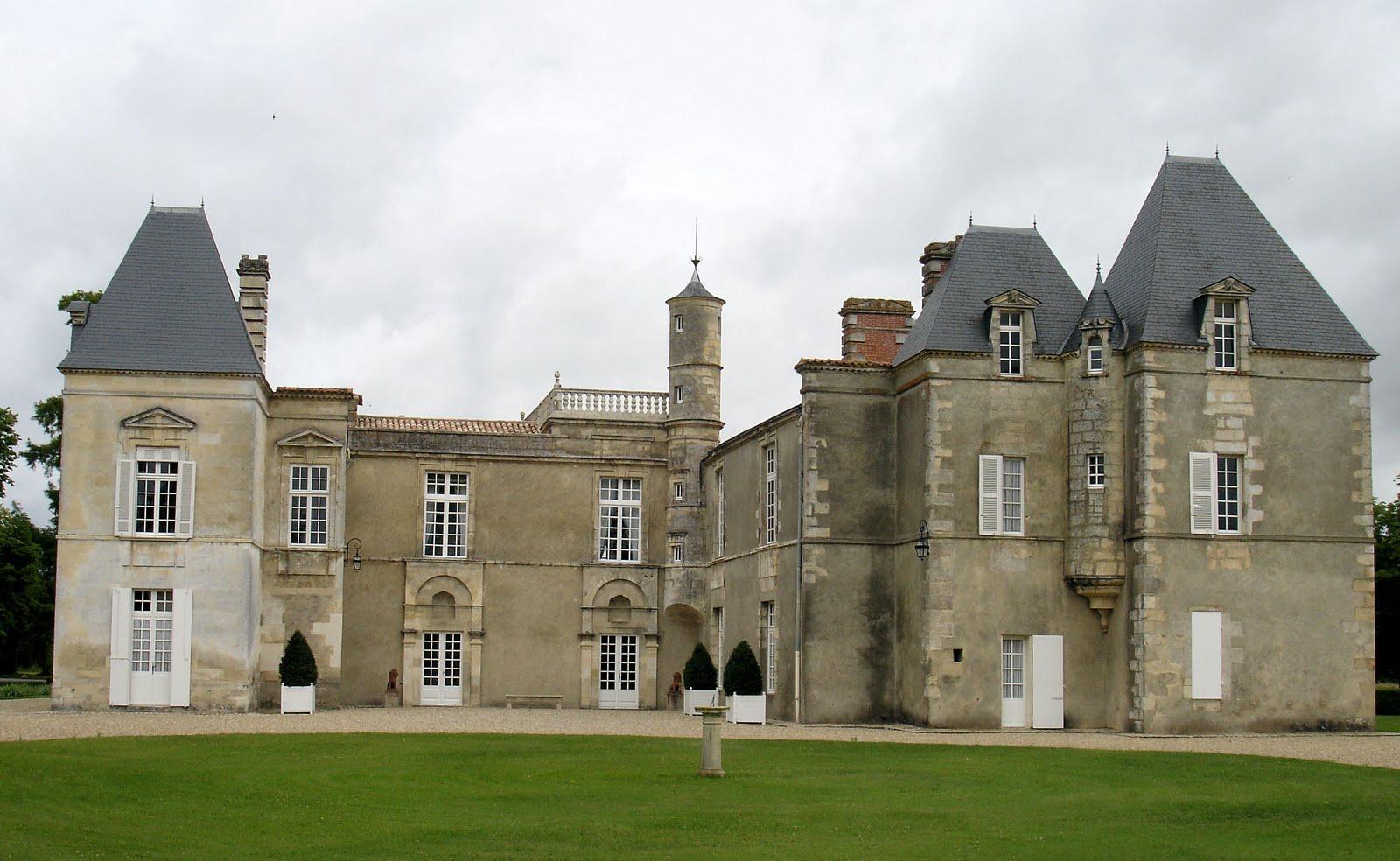 Kitchak cellars the wine maker 39 s watch tour de bordeaux for Chateau margaux