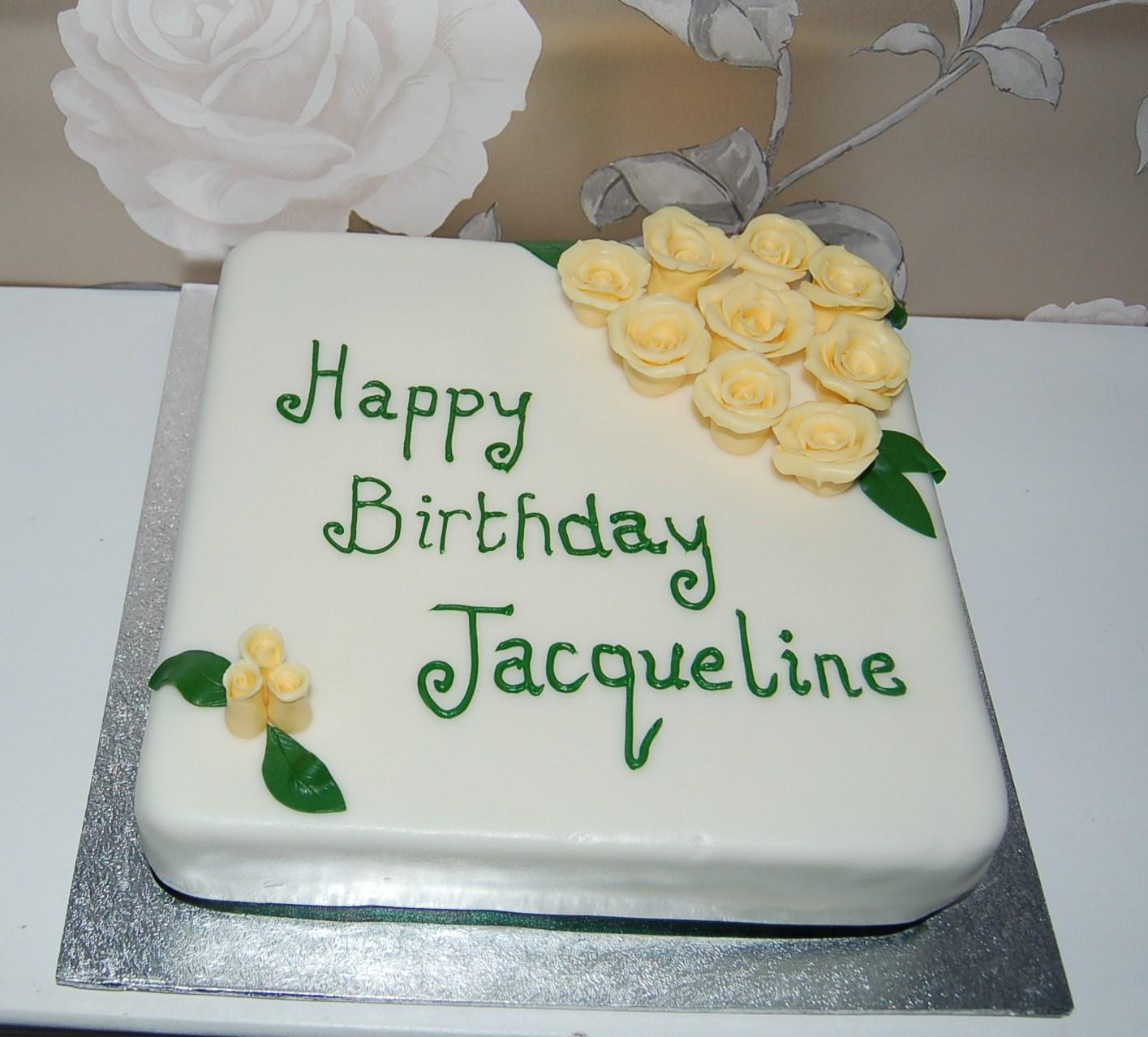 Rose Marie Cakes Facebook