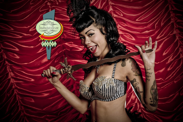 Louisville Boudoir and Pinup Photographers: Heather