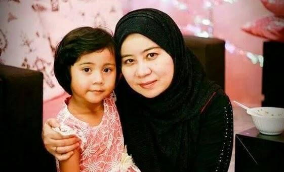 Ibu Ainaa Amanda Shahzali Cerita Kisah Sebenar Anaknya