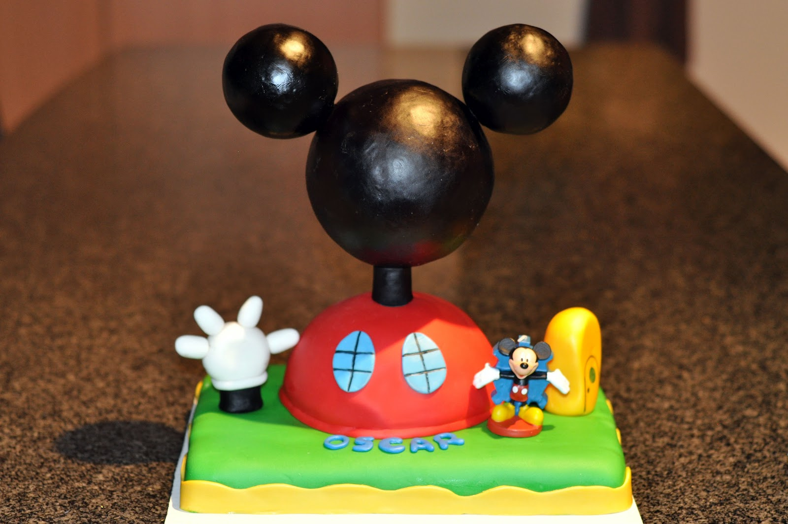 Mickey Mouse Clubhouse Cake Images : Mickey Mouse Clubhouse Cake Pinnutty.com