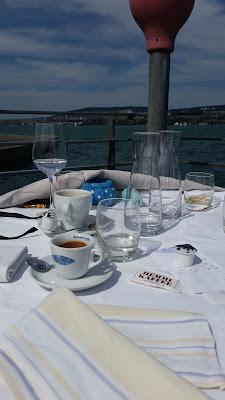 Mittagessen am Zürichsee, das Ende der Diät und Stoffwechselkur?