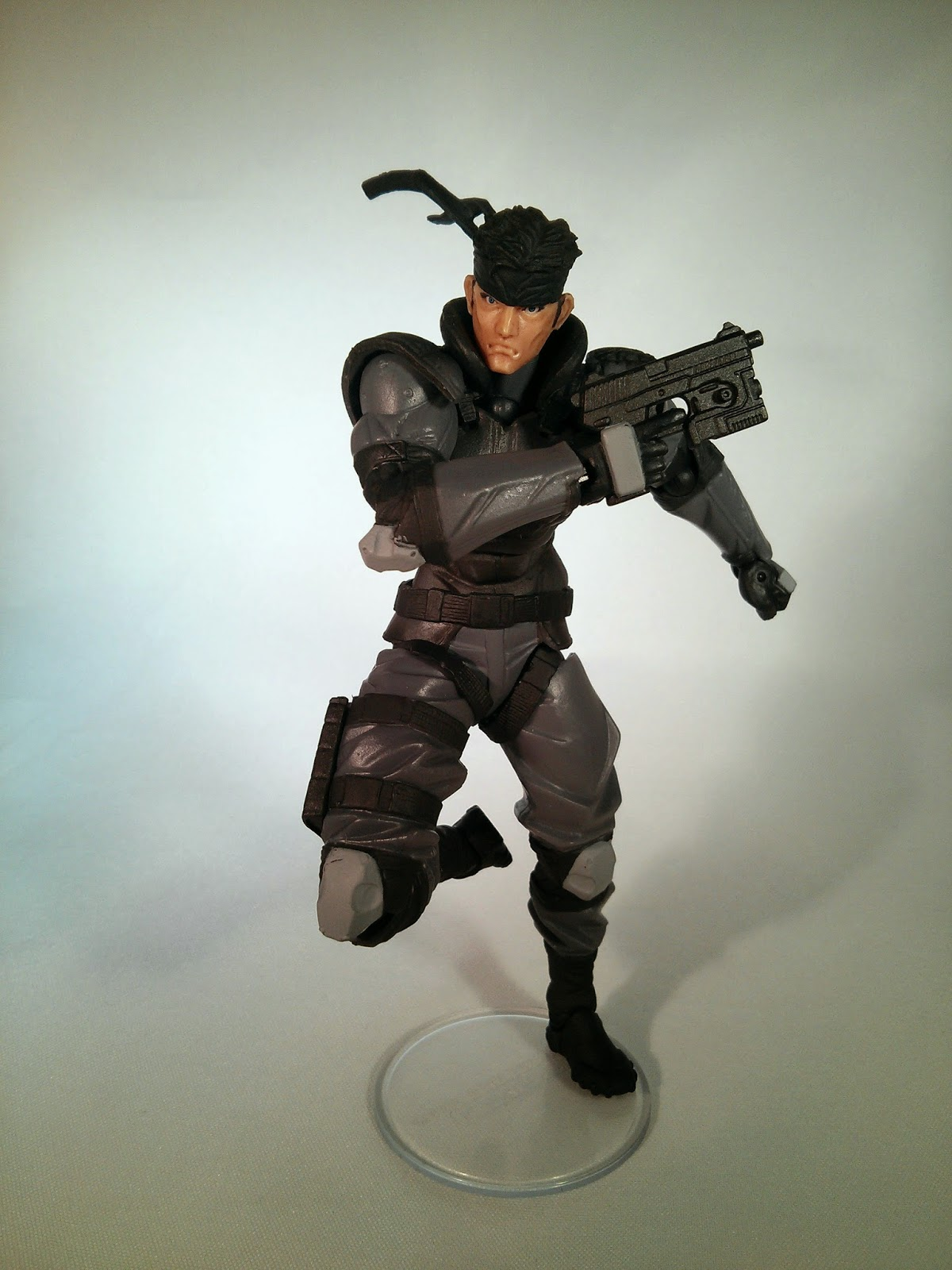 MGS Solid Snake