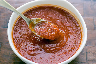 receita de molho de tomate