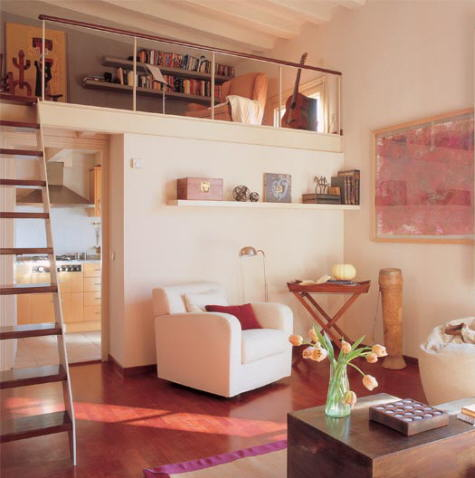 Decoraci n de espacios peque os decoguia tu gu a de decoraci n - Decoracion de espacios pequenos ...
