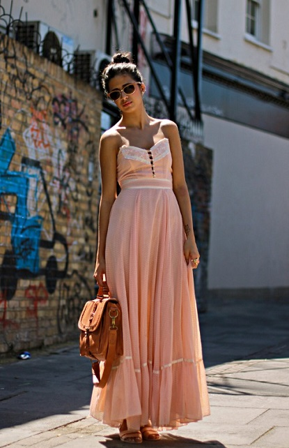 exPress-o: 3 Rules To Long Flowy Dresses