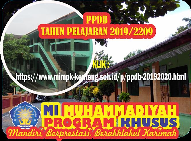 PPDB TP. 2019/2020