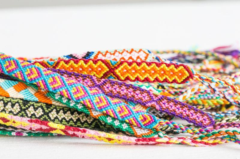 Flat Bracelets