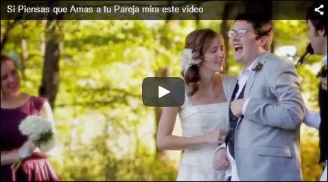 Video motivación para matrimonios con mensaje de amor